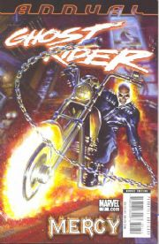 Ghost Rider Annual #2 (2008) Marvel comic book